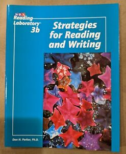 SRA Reading Laboratory 3b - Strategies for Reading and Writing 2000 Edition