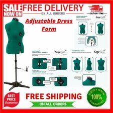 You Adjustable Dress Form Medium Opal Green 28 X 115 X 155 Inches