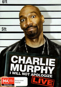 Charlie-Murphy-Live-039-I-Will-Not-Apologize-039-DVD