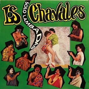 Los-Chavales-Solo-Lambada-Latin-Grupero-Reggae-Mar-de-Emociones-Tropical-Cumbia