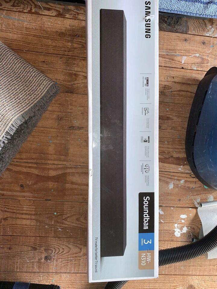 Soundbar, Samsung, Perfekt