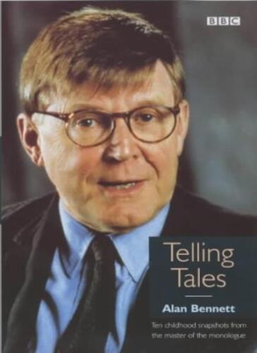 1 of 1 - Telling Tales,Alan Bennett- 9780563534365