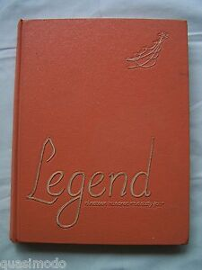 Details About 1964 Grover Cleveland High School Yearbook Portland Oregon Legend