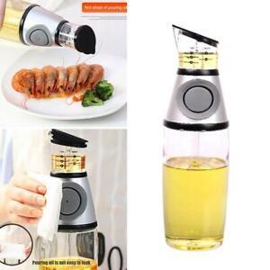 250ml-Olive-Oil-Dispenser-Bottle-Leakproof-Glass-Oil-Kitchen-Cruet-Glass-Bo-L0U5