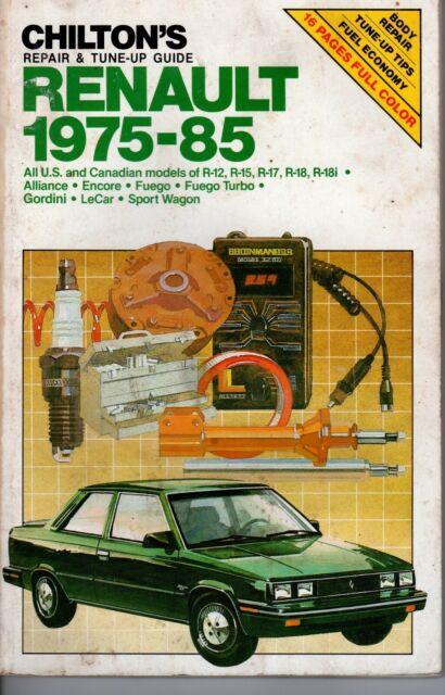 Chilton U0026 39 S Auto Repair  U0026 Tune