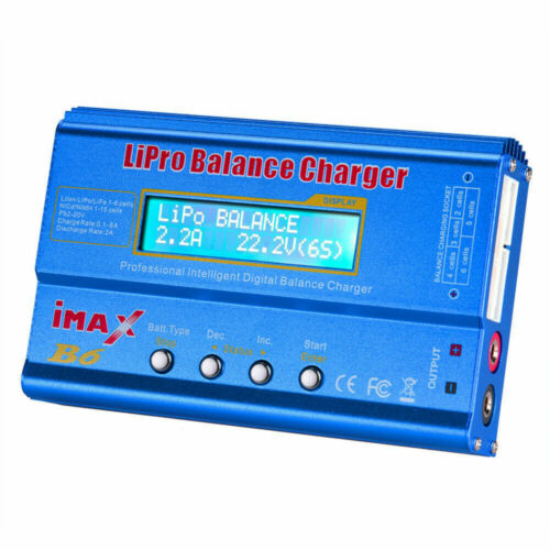 IMAX-50W-B6  AC Lipo NiMH RC Battery Balance Battery Charger SALE