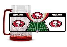 San Francisco 49ers Tumbler Crystal Freezer
