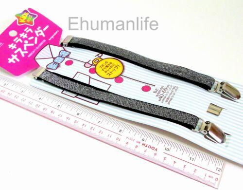 "15.75-23.62/"" Toddler Kides Clip-on Suspenders Elastic Y-Shape Adjustable Braces"