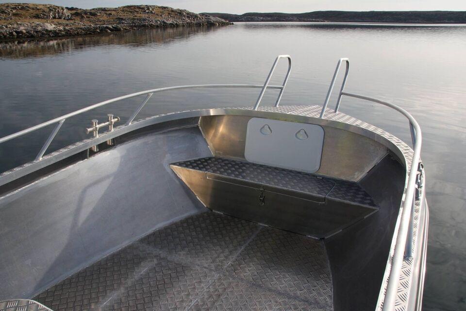 Gemi 625 BF, Styrepultbåd, fod 20