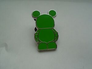 Disney's Mickey Mouse All In Green Pin  Badge