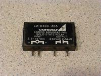 Gordos Gb18400-305 3.5-15vdc 240vac 2.5amp More Than 1 Available