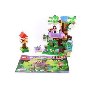 Lego Friends Casa Del árbol De Olivia Set 3065 Completo Con Instrucciones Sin Caja Ebay