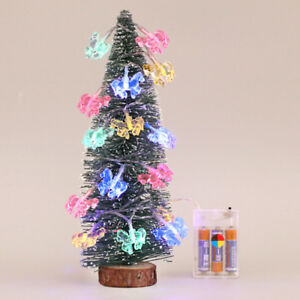 AA-Battery-Colorful-Little-Foal-Horse-LED-String-Light-Christmas-Wedding-Decor