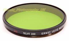 Leica POODW / Leitz 13305 Green GGr. Filter for Telyt 200mm / THAMBAR 9cm RARE!