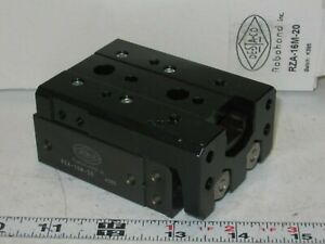 New-Robohand-Pneumatic-Table-Slide-20mm-Stroke-RZA-16M-20