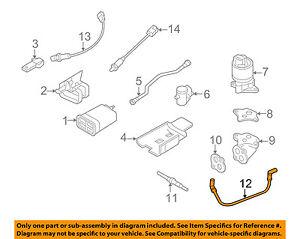 Details about Chevrolet GM OEM 11-15 Cruze 1 8L-L4-Pcv Valve 55556495