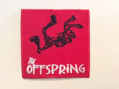 THE OFFSPRING 7,5*7,5 cm M228 //// ECUSSON PATCH AUFNAHER TOPPA NEUF
