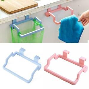 Hanging-Trash-Garbage-Rubbish-Kitchen-Carrier-Bag-Bin-Sack-Hanger-Holder-Plastic