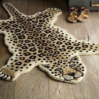 Rug Usa Leopard Skin Shape 2 X 3