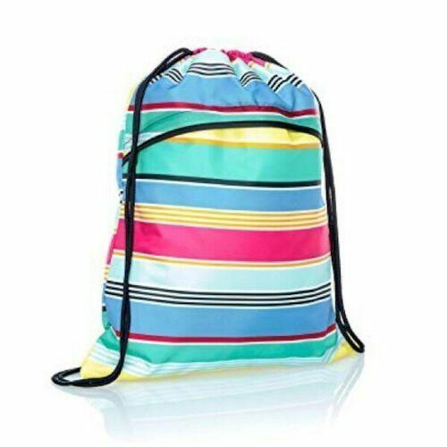 Defect Thirty one GYM Backpack bag 31 gift drawstring Duffle cinch sac Patio Pop