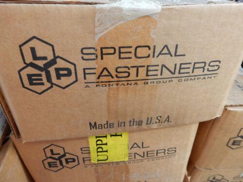 """Yellow Zinc 500 Each Made in USA 1//4/""""-20 x 1//2/"""" Grade 8 Hex Head Bolts Screws"""