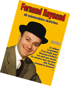 Fernand-Raynaud-40-memorables-Sketches