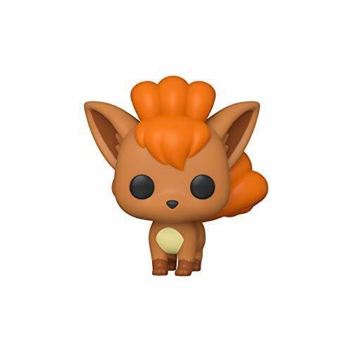Funko Pop! Games Pokemon-Vulpix #580 (Importación USA) ACC NUEVO