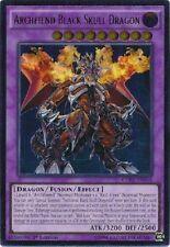 ARCHFIEND BLACK SKULL DRAGON Yugioh MINT Rare Card CORE-EN048 ULTIMATE