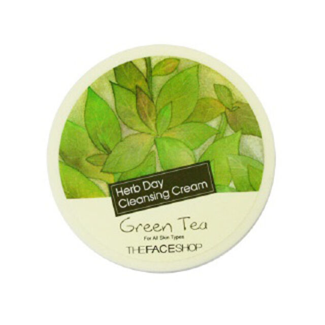 [The FACE Shop] Herb Day 365 Cleansing Cream 4 Types Pick One!