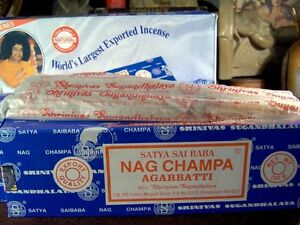 Nag-Champa-Stick-Incense-One-100-gm-Box-INC25
