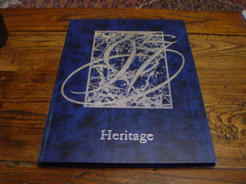 "1997 Yearbook Trinity Christian Academy San Antonio, Texas ""The Heritage"""