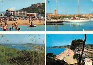Cartolina Gaeta  Hotel Serapo  vedutine