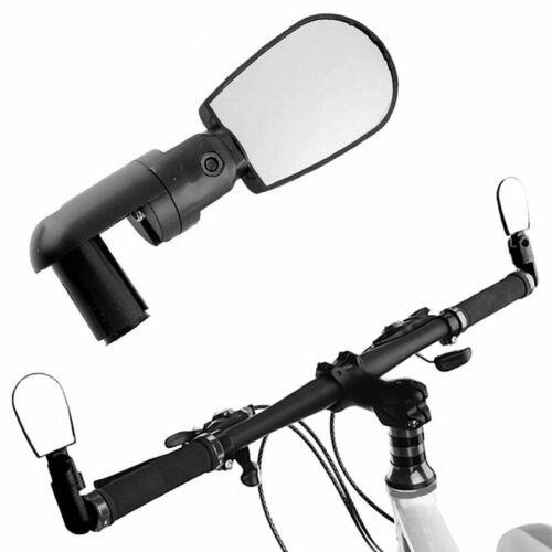 Flexible Adjustable Mountain Road Bike Bicycle Cycle Glass Mirror New