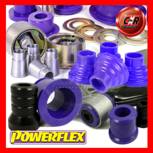 VW CADDY MK4 (06/2010 - ) All Powerflex Suspension Bushes & Mounts