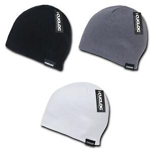 Cuglog-Lhotse-Ribbed-Knit-Beanies-Snowboard-Ski-Skull-Hat-Cap-Warm-Winter-Unisex