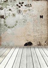 letter paper floor backdrop baby photo studio props photography background vinyl
