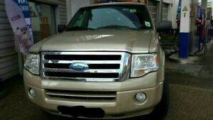 Ford Expedition 5.4 V8  automatic LPG