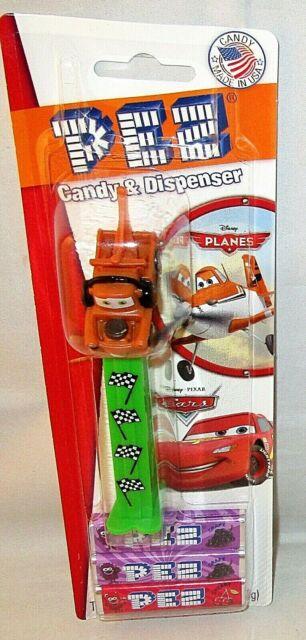 Disney WORLD OF CARS Pez Dispenser  EL CHUPACABRA Carded