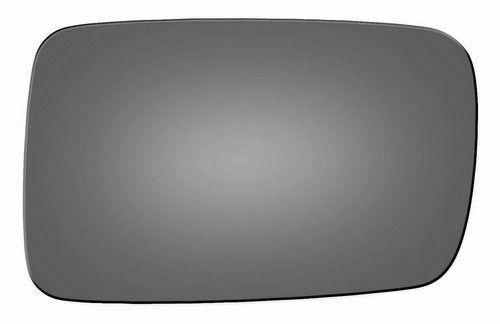Replacement Passenger Side Power Right Convex Mirror Glass Lens For BMW 323Ci...