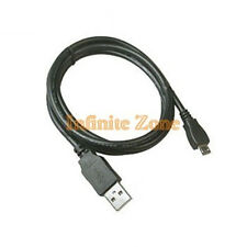 USB CHARGER & DATA SYNC CABLE FIT BLACKBERRY CURVE 9380 9370 9360 8520