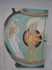 Gemälde einer griechischen Vase-!