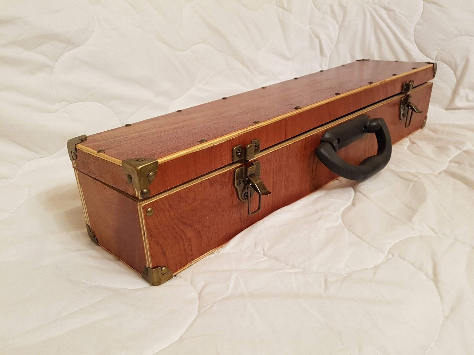 Pontian Lyra Traditional Handmade Case by Papadopoulos,from Greece