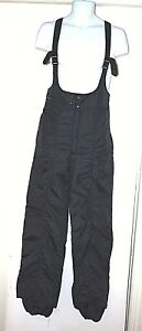 a9e3a06a80428 Vtg 80 s Navy JCPenney Men s Small Apres Ski BIB Snow Suit Pants