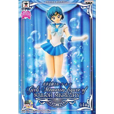 Girls Memories Figure of Sailor Mercury anime Pretty Guardian Sailor Moon