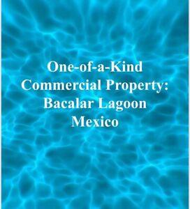 Predio en venta Bacalar Quintana Roo