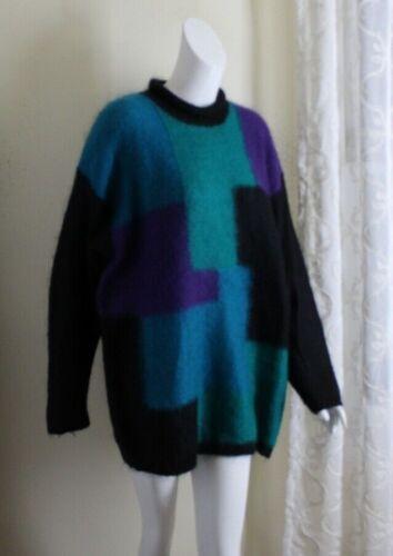 Hastings & Smith M Art-Wear 50% Mohair Modernist C