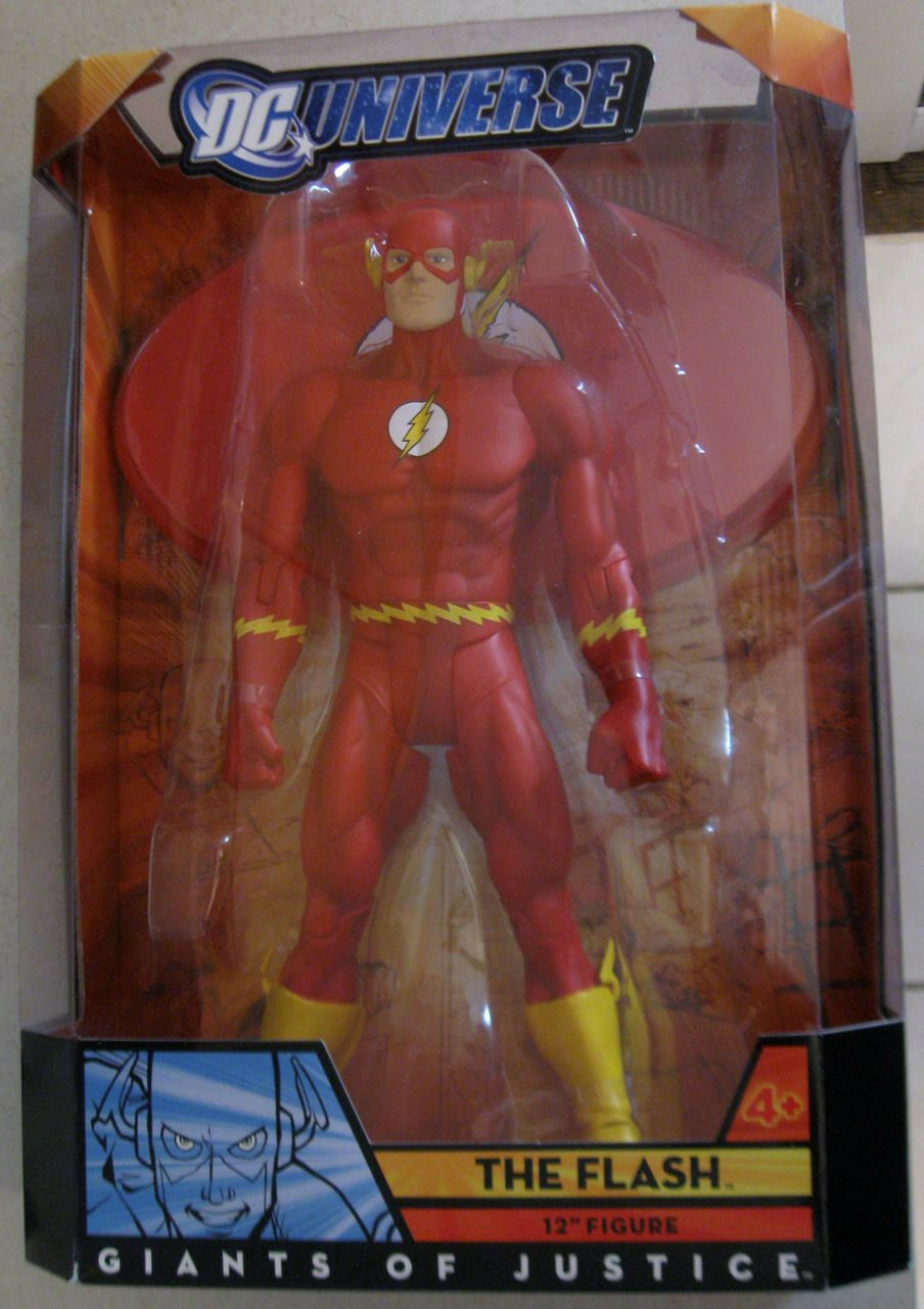Flash Retro classic Justice 12