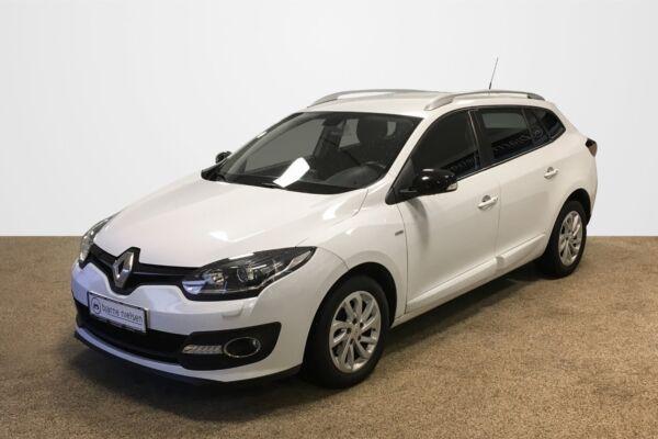 Renault Megane III 1,5 dCi 110 Limited Edition ST billede 0