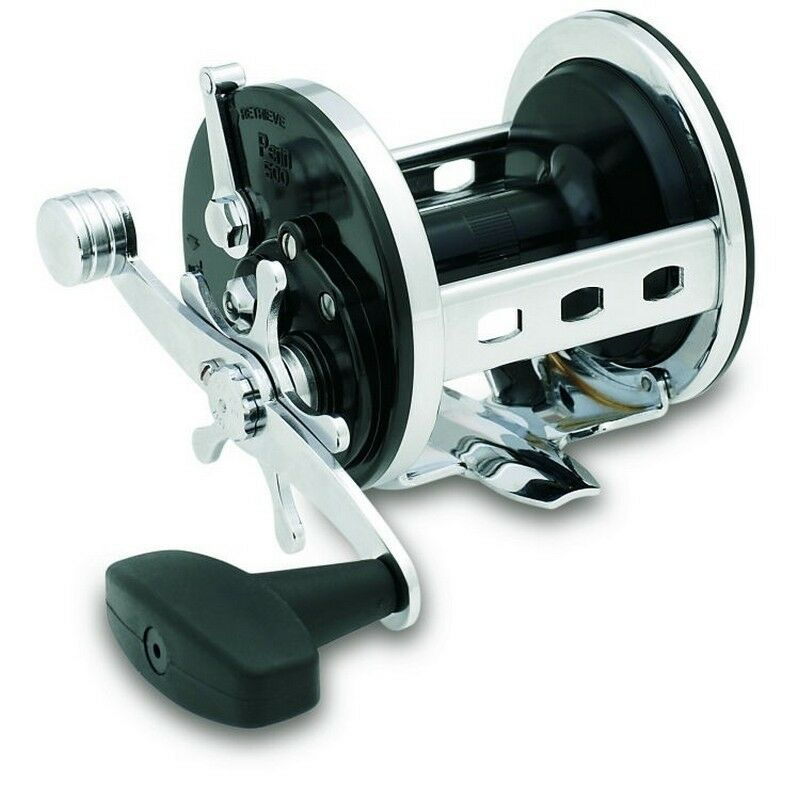 Penn Jigmaster 500L Inc Spare Spool Multiplier  Reel  free shipping & exchanges.