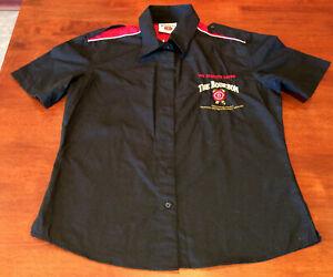 Rare-We-Proudly-Serve-Jim-Beam-Bourbon-Shirt-Size-12